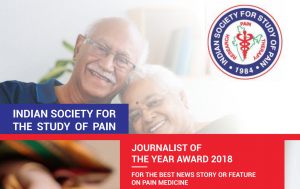 ISSP | ISSP-PAIN.ORG | Journalist-of-the-Year-Award